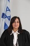 השופטת אירית מני-גור