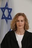 השופטת עידית רז וינברגר